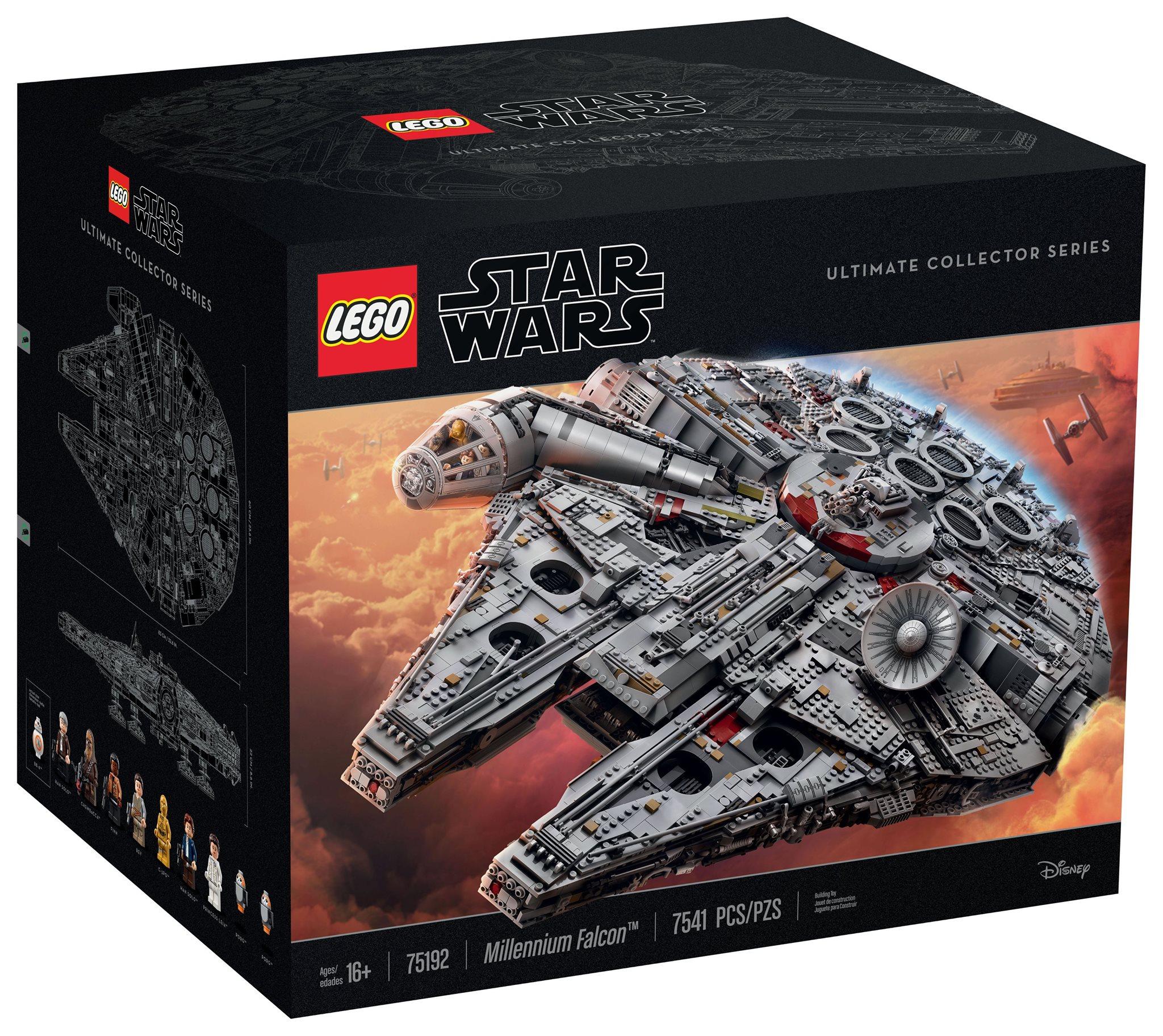 LEGO Faucon Millenium UCS