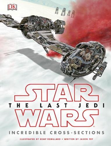 Cross Sections The Last Jedi