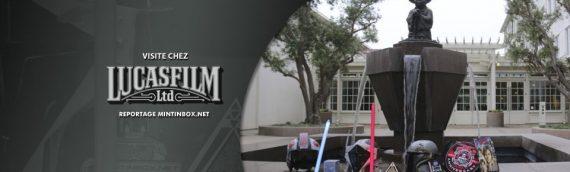 Reportage – Mintinbox en visite chez Lucasfilm