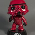 Funko POP red stormtrooper