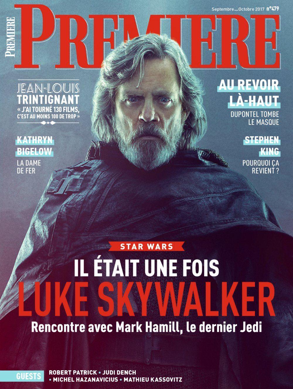 Premiere Luke Skywalker