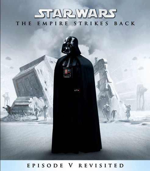 Star Wars Empire Strike back Revisited