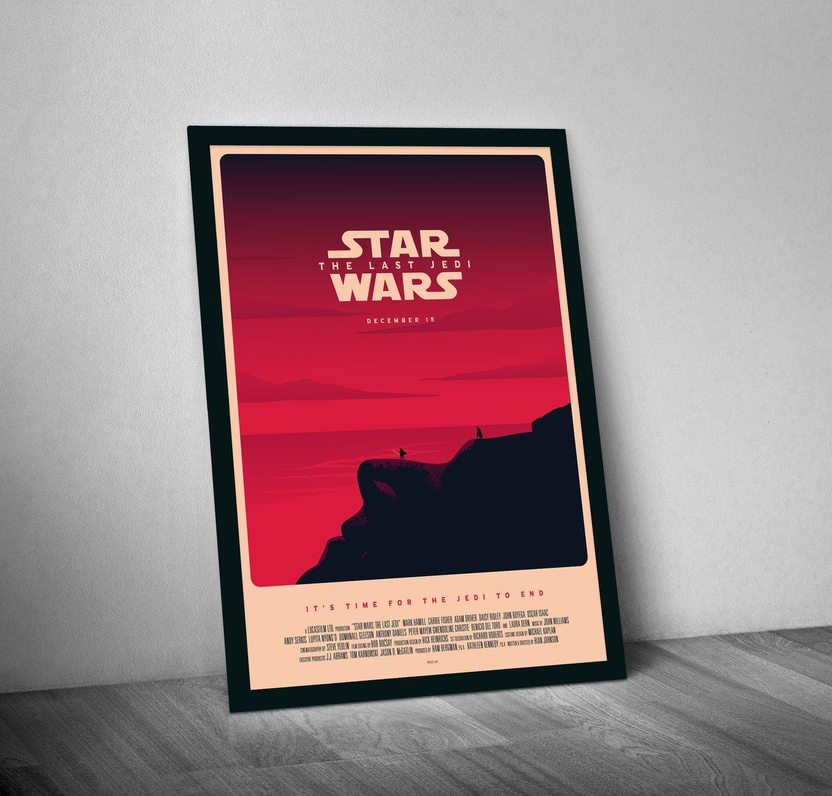 Star Wars The Last Jedi Rico Jr
