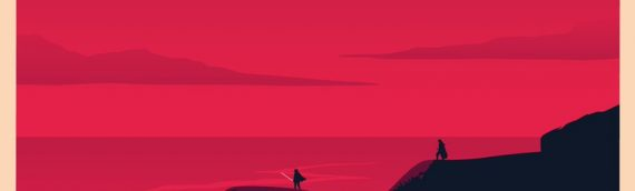Artwork – Star Wars The Last Jedi par Rico Jr