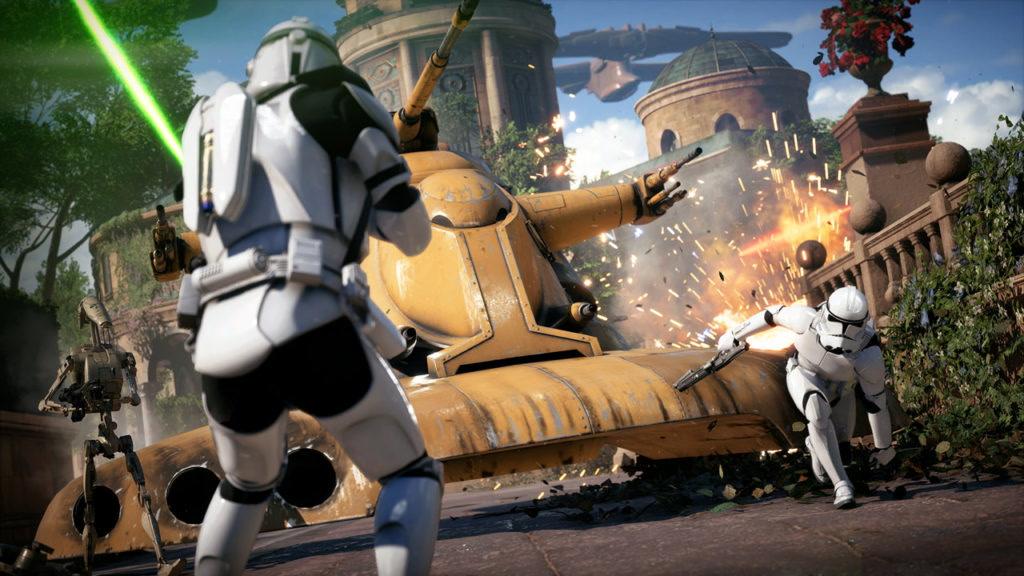 Star Wars Battlefront 2 Config
