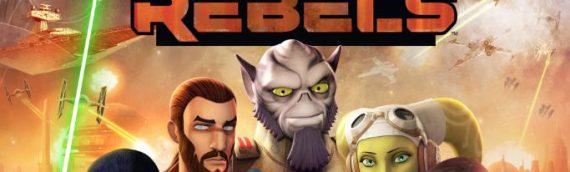 Star Wars Rebels Saison 4 – Le DVD daté pour la France
