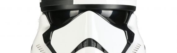 Anovos – The Last Jedi Stormtrooper Executioner Helmet