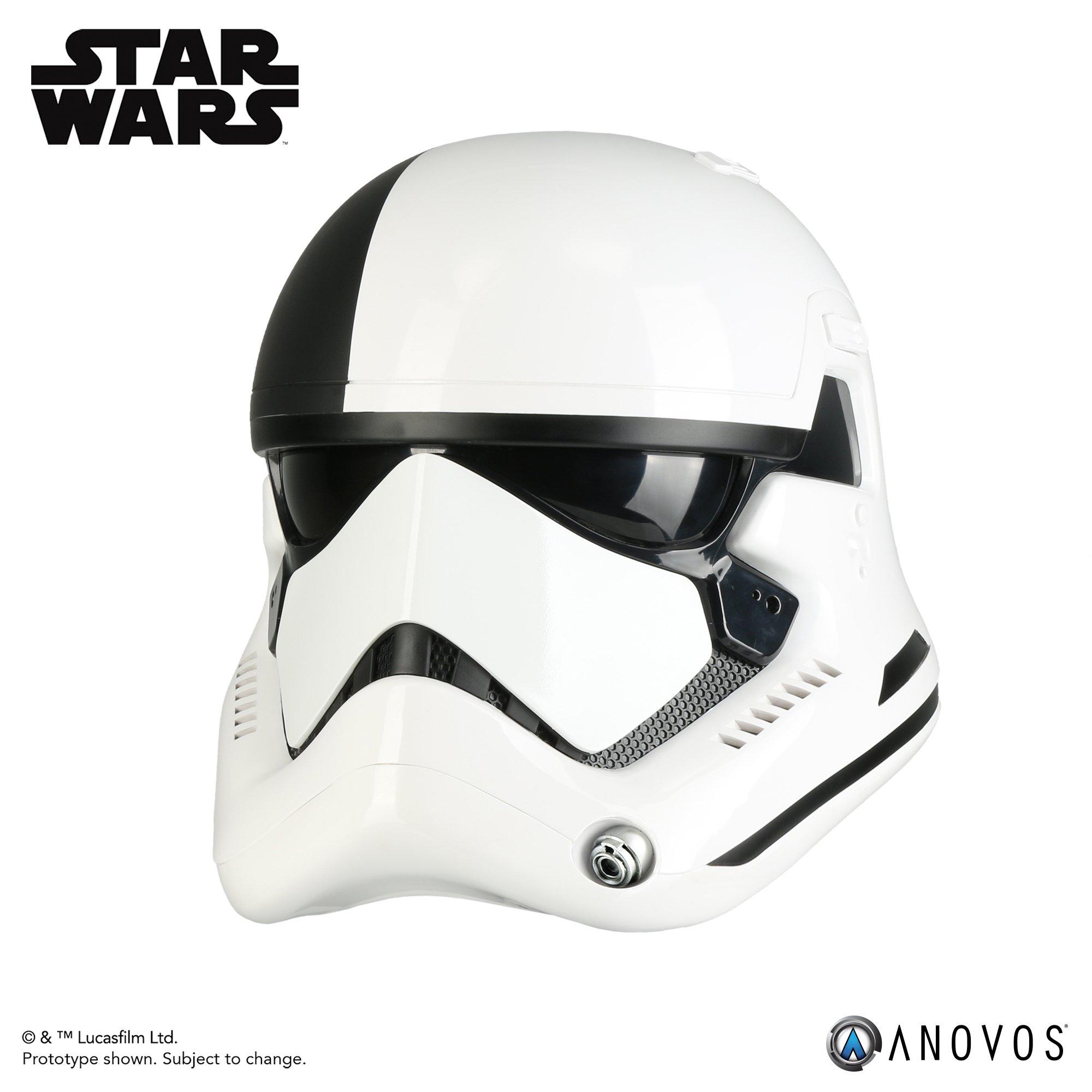 Anovos Stormtrooper Executioner Helmet