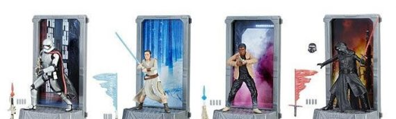Hasbro – The Black Series Titanium Die Cast Wave 2