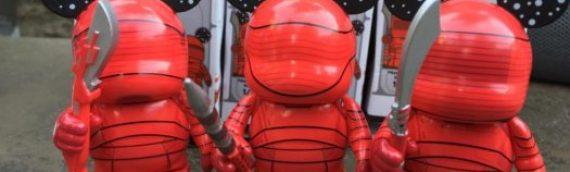 Disney – Trois Vinylmations de Praetorian Guards