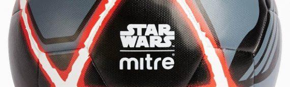 Mitre – Des ballons de foot spécial Star Wars