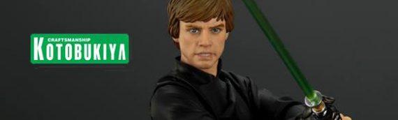 Kotobukiya – Luke Skywalker Jedi Knight ArtFX Statue