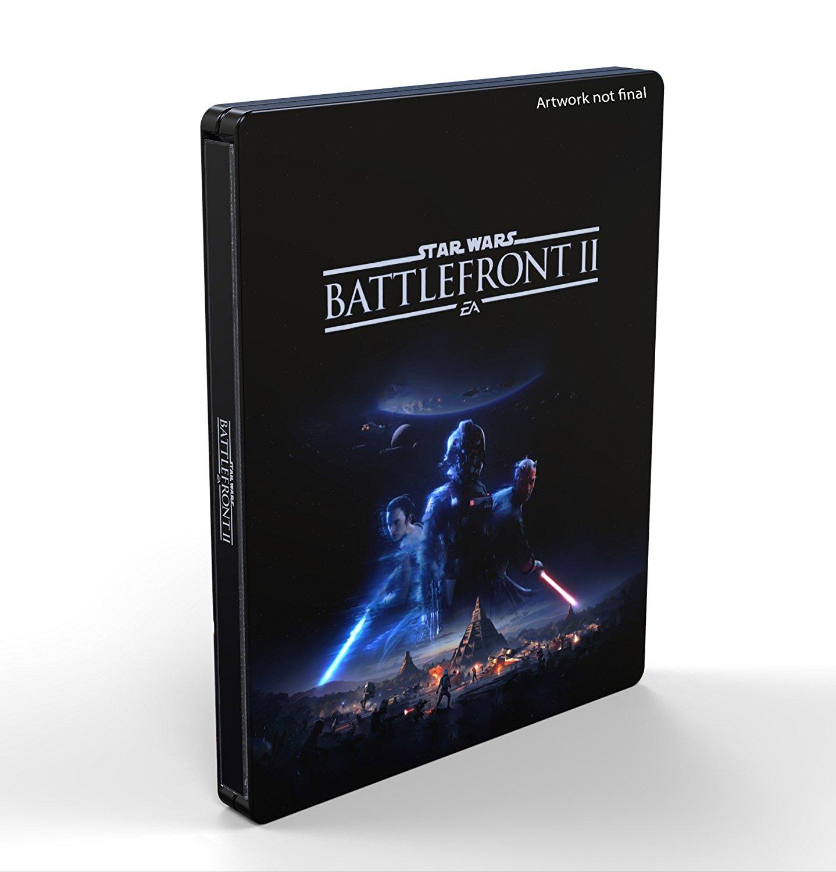 Battlefront II Steelbook