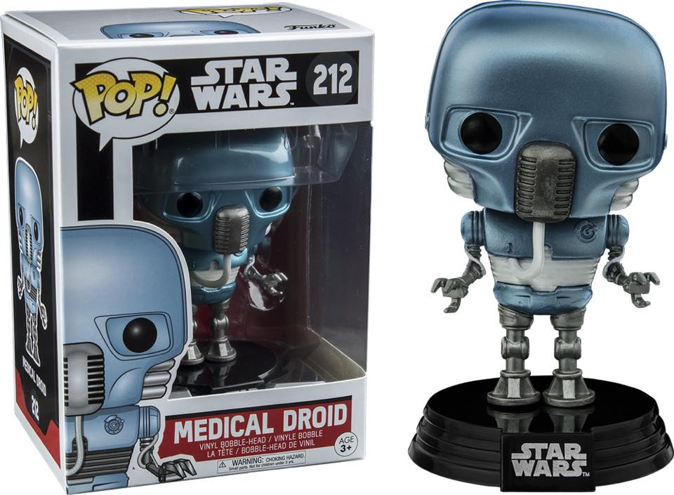 Funko POP Medical Droid 2-1B