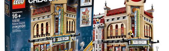 LEGO – Le cinéma palace bientôt retiré