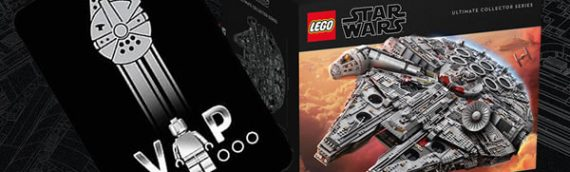 LEGO – 75192 Millennium Falcon déjà Sold Out