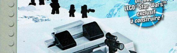 LEGO Magazine – Le Snowspeeder First Order en octobre
