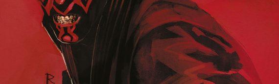 Panini – Star Wars Dark Maul s'offre une couverture