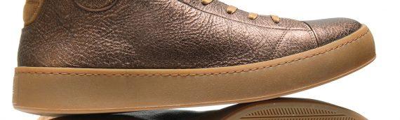 Po-Zu : Resistance Sneaker Bronze Limited Edition