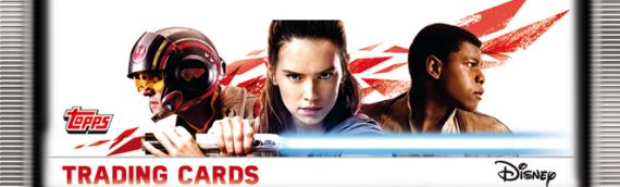 TOPPS – The Last Jedi Card Collection