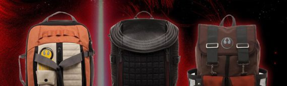 Merchoid – Sacs à dos et sacs à main The Last Jedi Premium Collection
