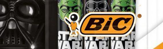 BIC : la collection Star Wars