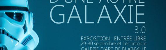 Exposition : D'une autre Galaxie