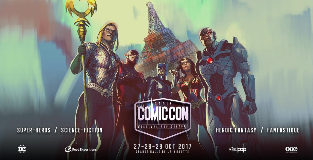 Paris Comic Con Star Wars