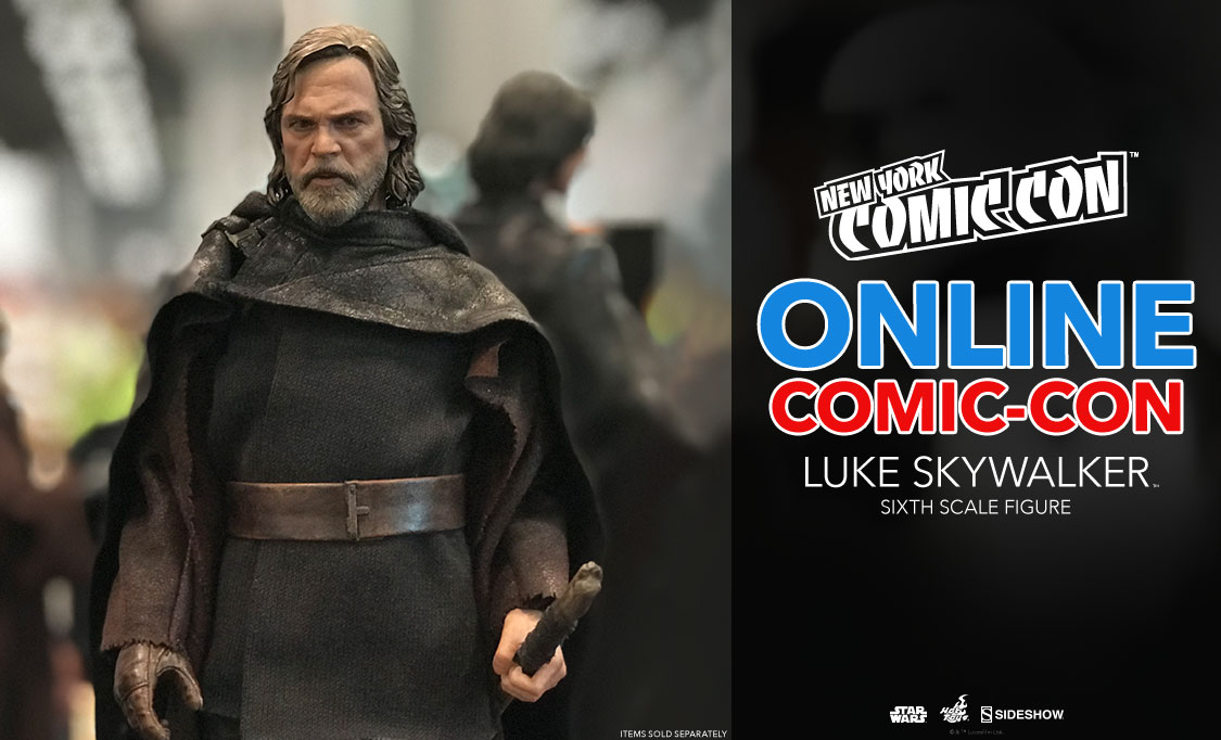Hot Toys Luke Skywalker Star Wars The Last Jedi