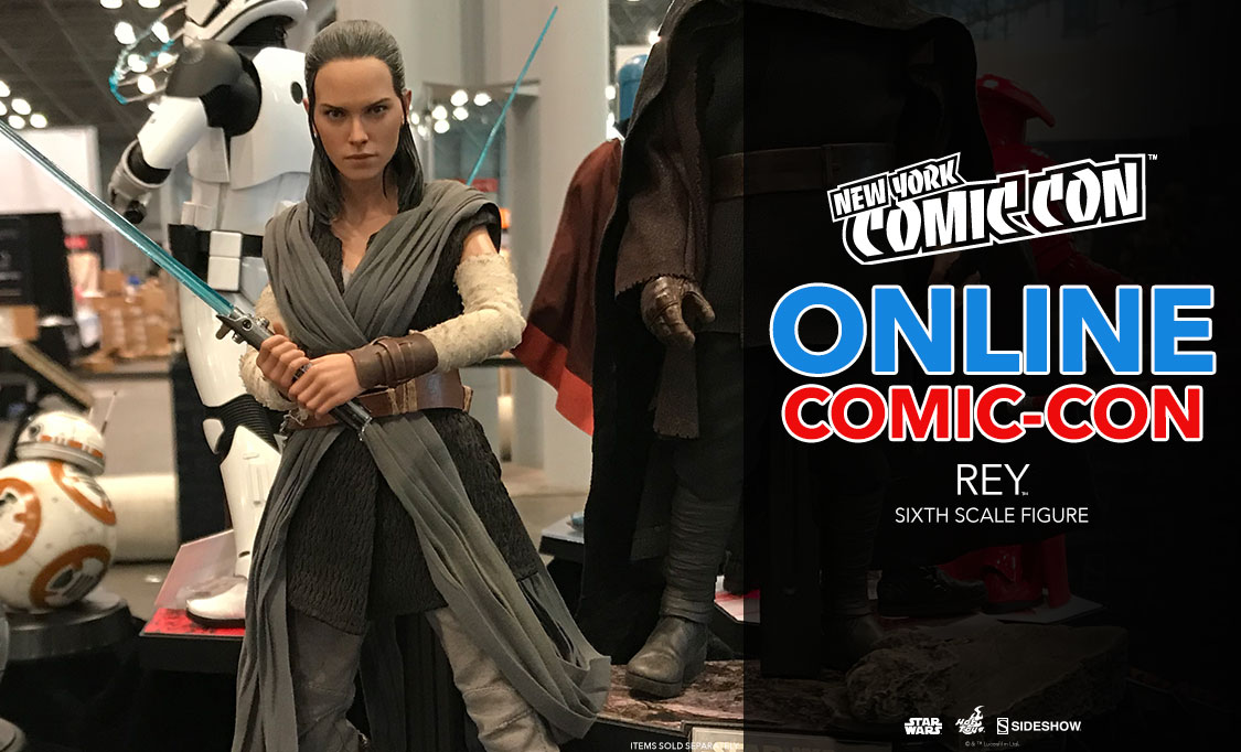 Hot Toys Star Wars The Last Jedi Rey Sixth Scale Figure
