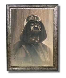 Jerry Vanderstelt Time Less Star Wars Art
