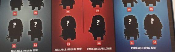 LEGO – Star Wars Brickheadz Teaser