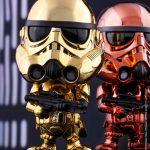 hot toys cosbaby stormtrooper metal