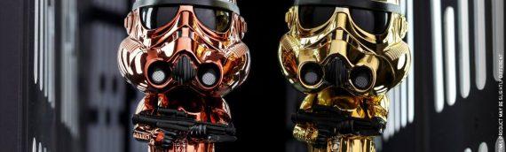 Hot Toys – Stormtrooper Cosbaby (Metallic Color Version)