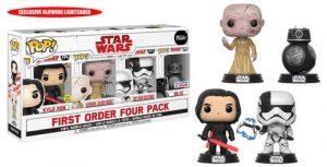 Funko POP Pack Star Wars The Last Jedi