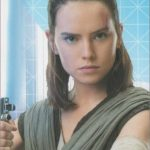 Topps voyages vers The Last Jedi trading card