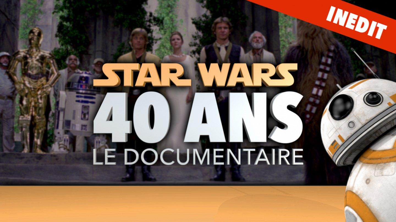 Star Wars 40 ans