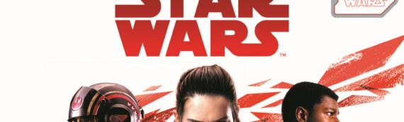 Topps : Trading Card  «Voyage vers les Derniers Jedi»