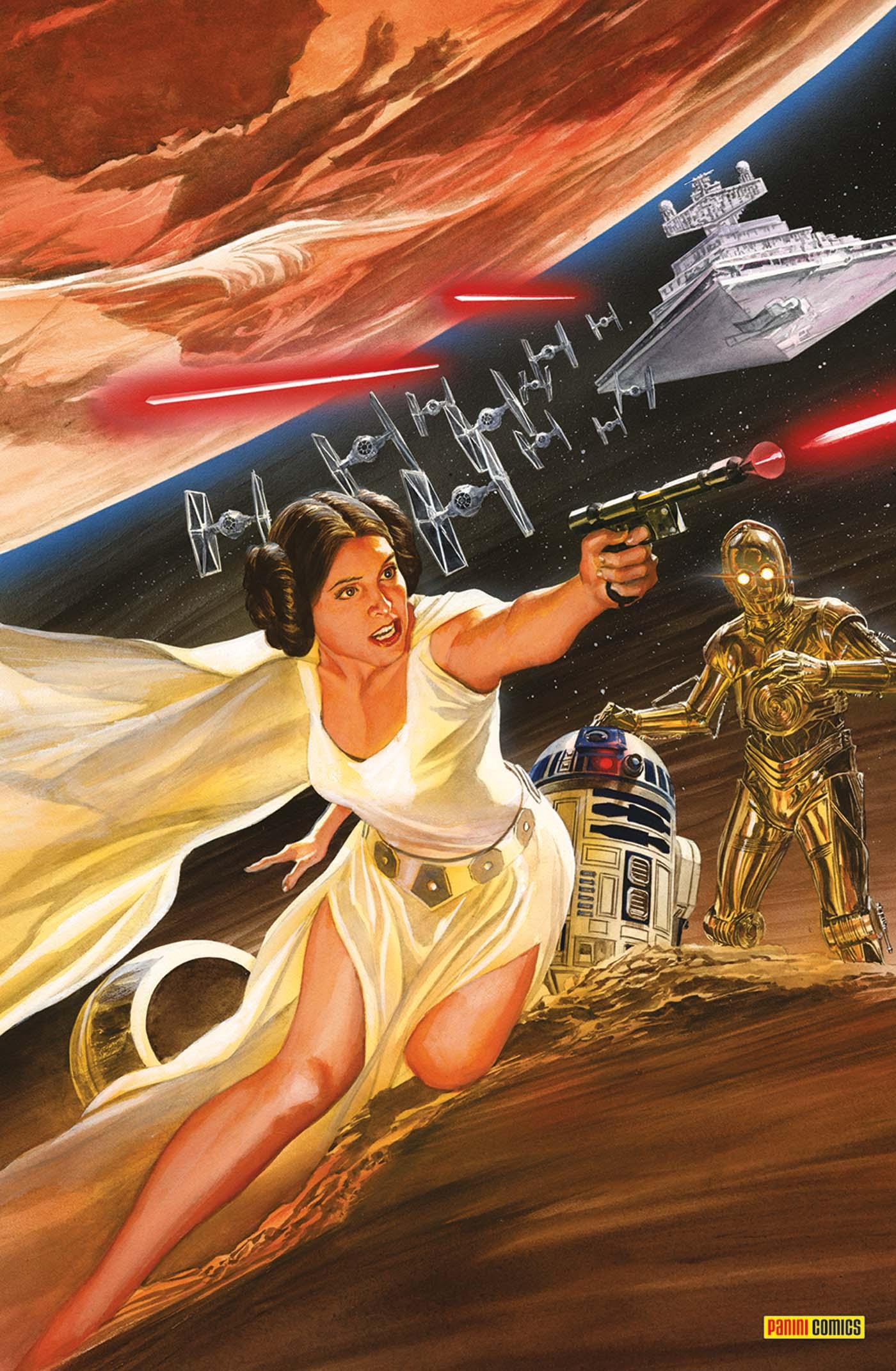 Panini Star Wars Comics Paris Comic Con