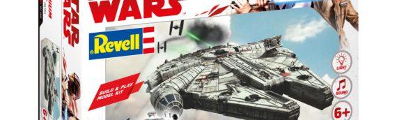 Revell : six nouveaux kits aux couleurs de The Last Jedi
