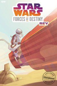 Force of Destiny Comics