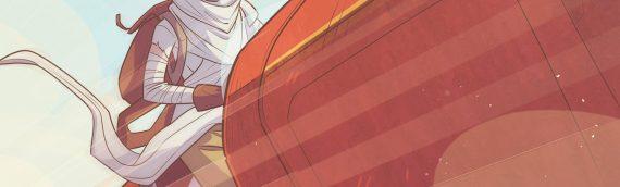 Force of Destiny débarque en comics