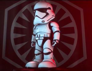 Ubtech Robot Stormtrooper First Order