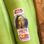 Banane Star Wars