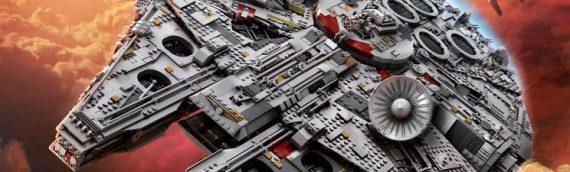 LEGO – Le Faucon Millenium UCS est disponible pour le 4 mai