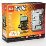 LEGO Brickheadz NYCC Exclusive Boba Fett Han Solo