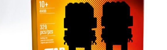 LEGO : Star Wars BrickHeadz New York Comic Con Exclusive