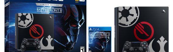 Playstation 4 – Star Wars Battlefront II Limited Edtion