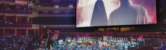 Michael Giacchino en concert au Royal Albert Hall avec Rogue One