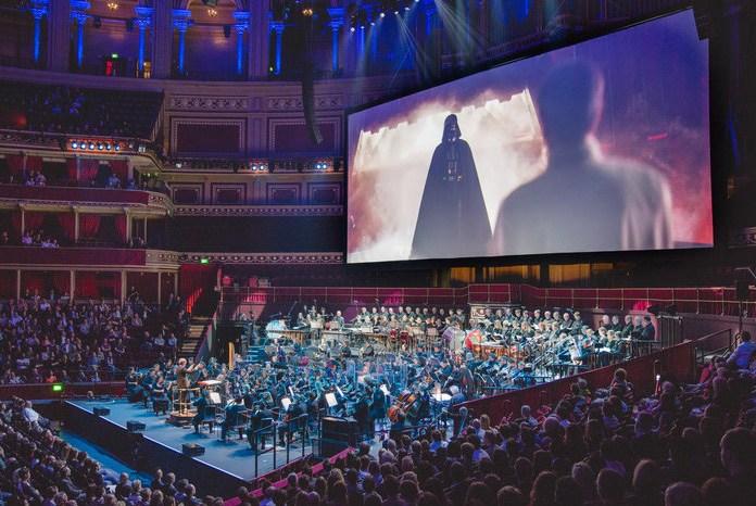 Michael Giacchino Royal Albert Hall concert